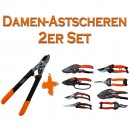 Damen-Astscheren - 2er Set